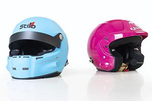 Hjelmer SNELL/FIA og Tilbehør