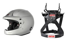 Hybrid og Hjelm pakkepris FIA