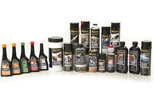 Olje og kjemikalier til bilen