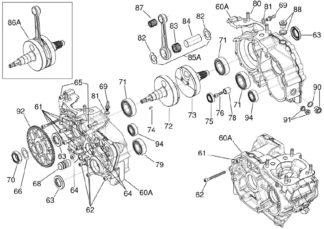 X30 Super Shifter Bunn og Starterenhet