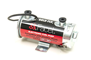 Drivstoff Pumper